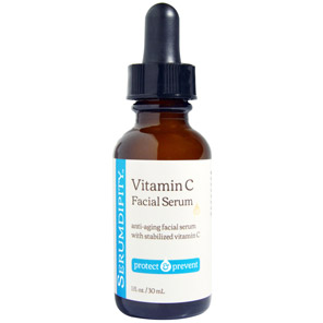Madre Labs, Serumdipity, Vitamin C Facial Serum, 1 fl oz (30 ml)